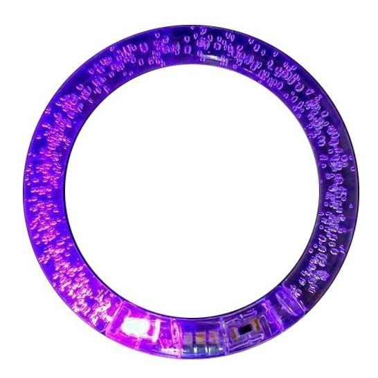 Pulsera Led Luminosa Cambia Color Fiesta Unidad 5653 Luico