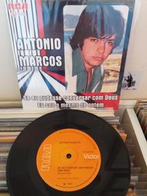 Compacto Antonio Marcos - 1966 - Frete Grátis