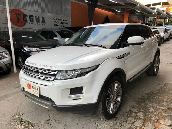 Land Rover Range Rover Evoque Prestige Blindada 2012