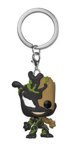 Funko Pocket Pop! Keychain: Venom - Venomized Groot Llavero
