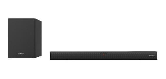 Barra De Sonido Noblex Sb100sw Soundbar 2.1 90w Bluetooth