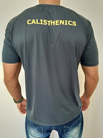 Camisa Street Workout - Calistenia