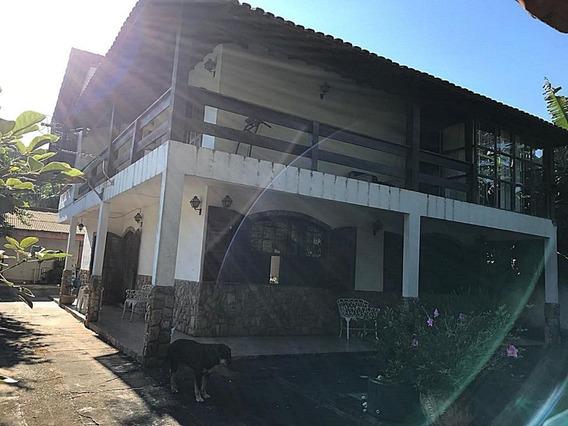 Casa Em Itaipu, Niterói/rj De 300m² 3 Quartos À Venda Por R$ 600.000,00 - Ca244019