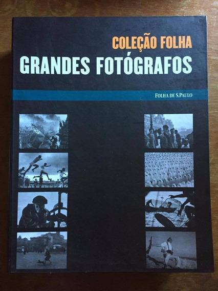 Coleção Folha Grandes Fotógrafos 12 Volumes Frete Grátis