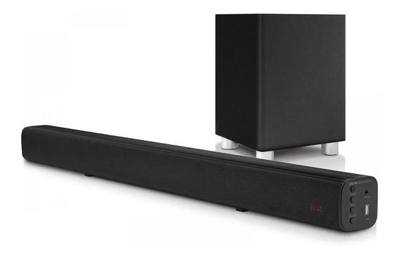 Sound Bar + Subwoofer Pure Acoustics 2.1 225w Rms Bluetooth