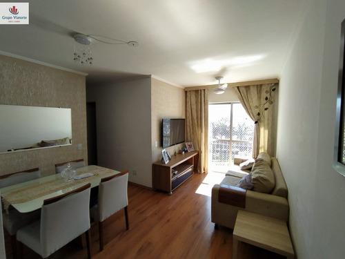 Apartamento A Venda No Bairro Imirim Em São Paulo - Sp.  - L5023-1