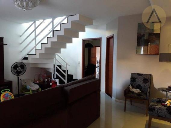Casa À Venda, 116 M² Por R$ 500.000,00 - Jardim Vitória - Macaé/rj - Ca0908