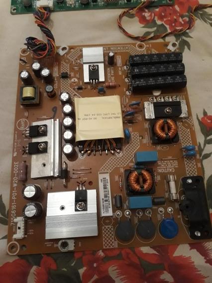 Philips Modelo 39pfg4109/78 Placa Fonte E Principal .