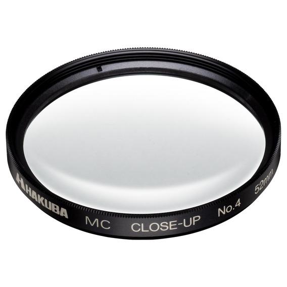 Filtro De Lente Hakuba 52mm Lente Close-up Mc No.4 Feito Em