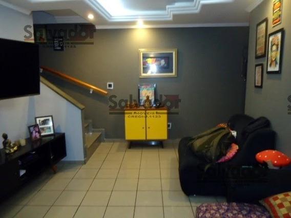 Casa Sobrado Em Vila Das Mercês - São Paulo - 7326