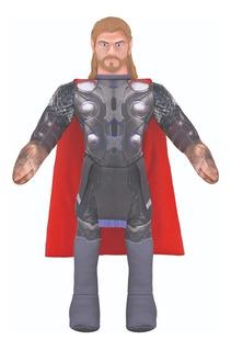 Muñecos Soft The Avengers Con Voces Originales Marvel