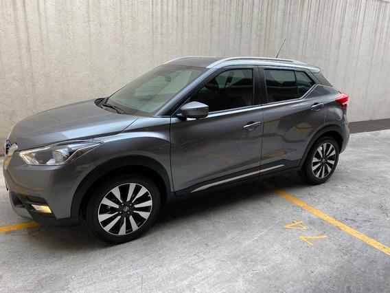 Nissan Kicks 5p Exclusive L4 Aut 1.6
