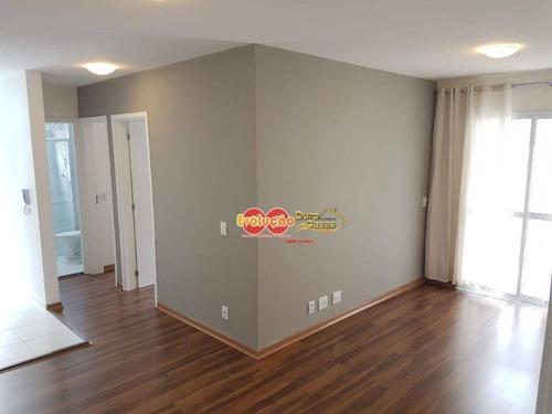 Imagem 1 de 30 de Apartamento Térreo Nunca Habitado Em Condomínio Fechado Com Portaria 24 Horas, - Ap0914