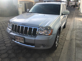 Jeep Grand Cherokee Overland 4x4 Mt 2009