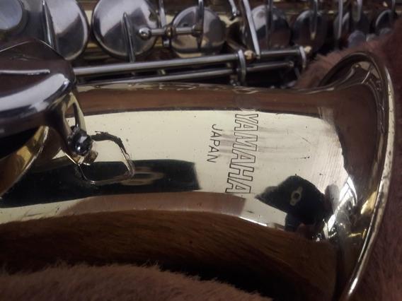 Saxo Saxofón Alto Yamaha 23