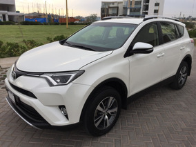 Vendo Toyota Rav4 2016 Impecable Semi Nueva