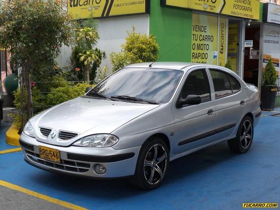 Renault Mégane F.e