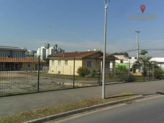 Terreno Esquina Comercial E Residencial 1.856 M² Vende Na Salgado Filho No Uberaba - Te0051