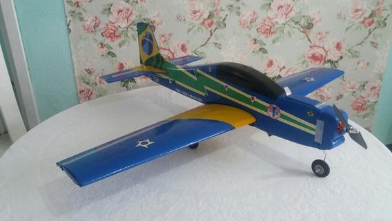 Aeromodelo Tucano T27 Isopor (já Entelado )