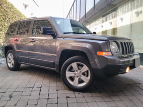 Jeep Patriot Sin Definir 5p Latitud L4/2.4 Aut