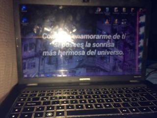 Compaq,laptop, Memoria De 250 Gb Y Ram De 4 Gb
