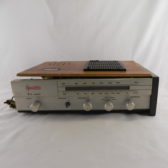Radio Sonata Rio Am/fm Relíquia Vintage - Usado