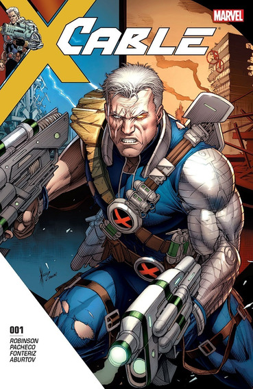 Cable #1 (2017) Marvel