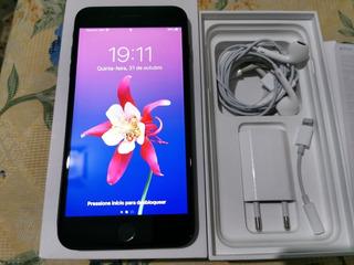 iPhone 7 Plus 128g Preto Original