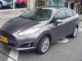 Ven-cambio Auto Ford Fiesta Titanium Sedan Modelo 2014 Full