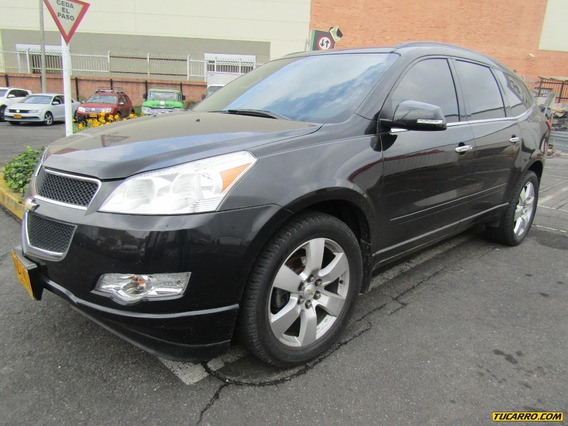Chevrolet Traverse Lt Full