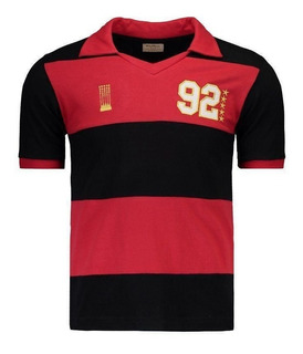 Camisa Retrômania Rubro Negro 1992