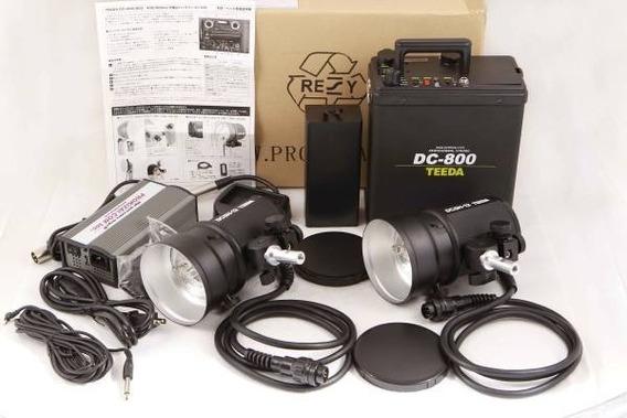 Flash Prokizai 800w A Bateria - Ñ Godox Profoto Elinchrom