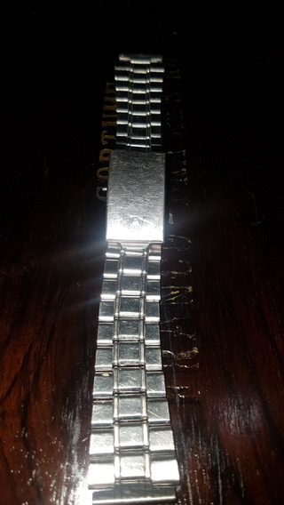 Pulseira Para Relógios Masculino Rolex 20mm X 160mm 16cm