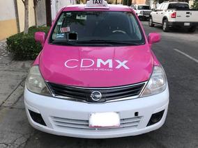 Taxi Cdmx Nissan Tiida