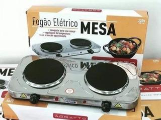 Fogão Eletrico -220volts Pronta Entrega+frete Gratis