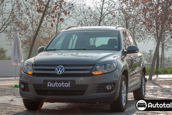 Volkswagen Tiguan 2.0 Tsi Dsg 4 Motion 2016