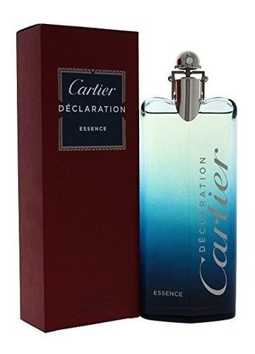 Declaration Essence De Cartier For Men Eau De Toilette Spray