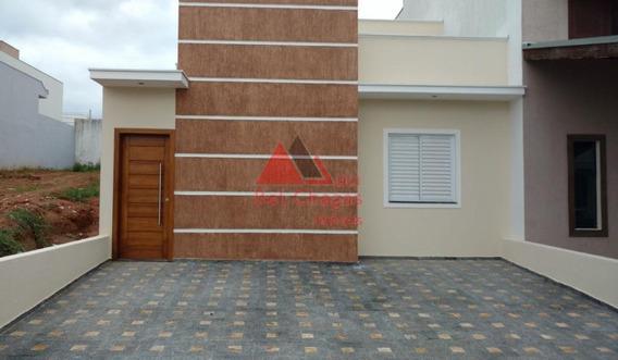 Casa Com 3 Dormitórios À Venda, 90 M² Por R$ 370.000,00 - Condomínio Horto Florestal Ii - Sorocaba/sp - Ca0256