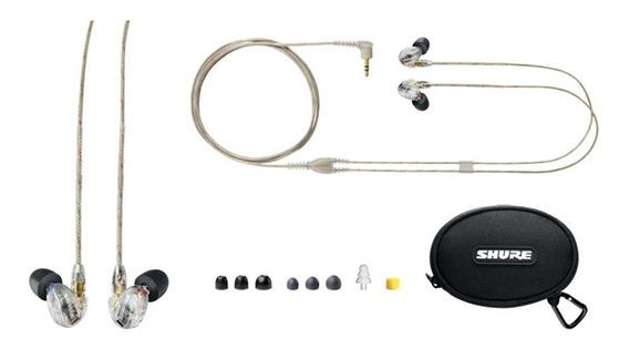 Fone In Ear Shure Se315 Monitor Retorno De Palco