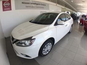 Nissan Sentra Sentra Advance Cvt 2018 Seminuevos