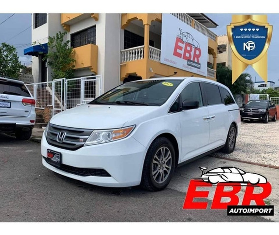 Honda Odyssey 2013 Clean Carfax