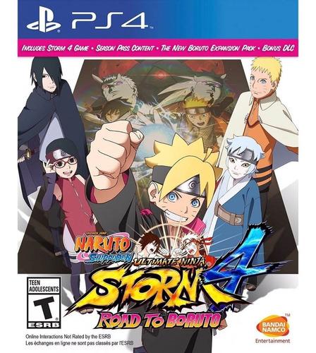 Imagen 1 de 8 de Naruto Ultimate Ninja 4 Road To Boruto.ps4 / Mipowerdestiny