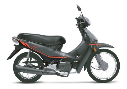 Zanella Zb 110 Lt 0km 2021 Automotolanus