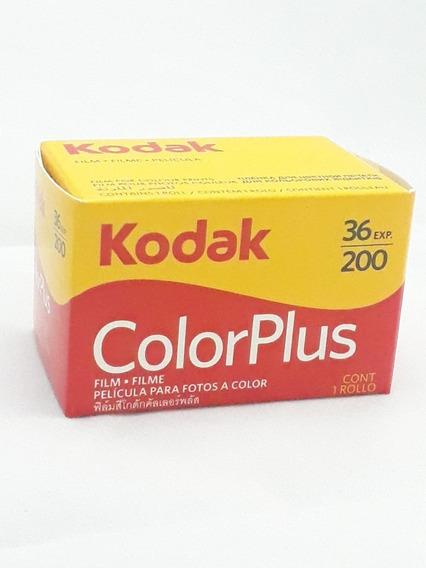 Filme Kodak Colorplus Colorido 35mm - 36 Poses Iso 200