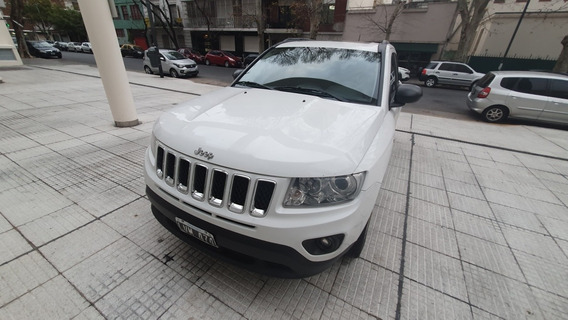 Jeep Compass 2.4 Limited 170cv Atx 2012