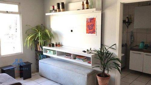Imagem 1 de 9 de Apartamento Com 2 Dormitórios À Venda, 60 M² Por R$ 320.000,00 - Trindade - Florianópolis/sc - Ap3506