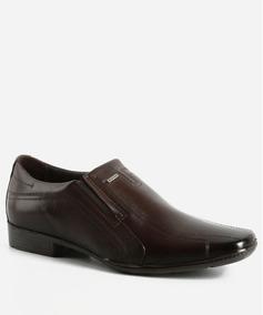 31dd65849c Pegada Sapato Social Masculino Marrom Couro Frete Gratis - Calçados ...