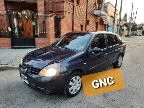 Renault Clio 1.6 Expression Gnc Full Full $200mil Y Cuotas