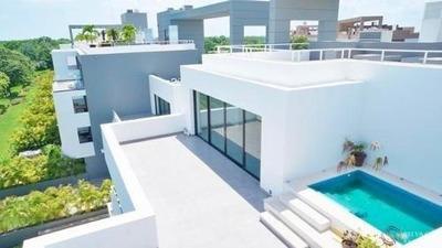 Pent-house En Nick Price Residences Con Vista A Campo De Golf