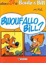 Album Nº 24 De Boule E Bill Roba